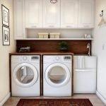 20 Best Farmhouse Laundry Room Decor Ideas (9)