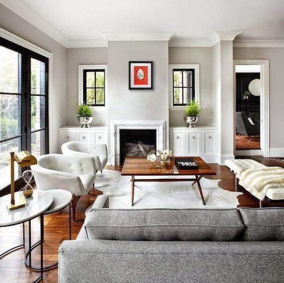 20 Best Farmhouse Living Room Decor Ideas (3)