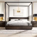 20 Best Industrial Farmhouse Bedroom Decor Ideas (16)