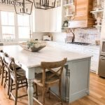20 Best Modern Farmhouse Kitchens Decor Ideas (11)