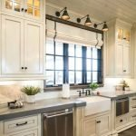 20 Best Modern Farmhouse Kitchens Decor Ideas (15)