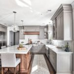 20 Best Modern Farmhouse Kitchens Decor Ideas (16)