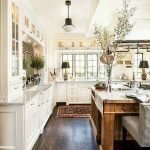 20 Best Modern Farmhouse Kitchens Decor Ideas (17)