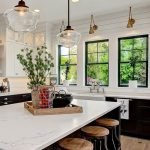 20 Best Modern Farmhouse Kitchens Decor Ideas (20)