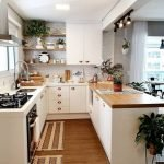 20 Best Modern Farmhouse Kitchens Decor Ideas (6)