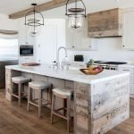 20 Best Modern Farmhouse Kitchens Decor Ideas (7)