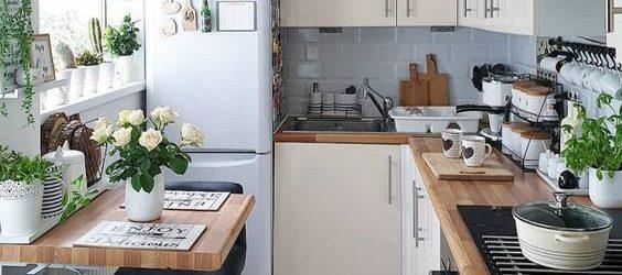 20 Best Modern Farmhouse Kitchens Decor Ideas (9)