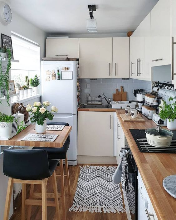 20 Best Modern Farmhouse Kitchens Decor Ideas (9)