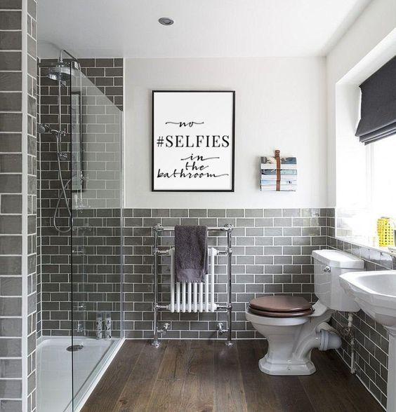 20 Best Small Farmhouse Bathroom Decor Ideas (1)