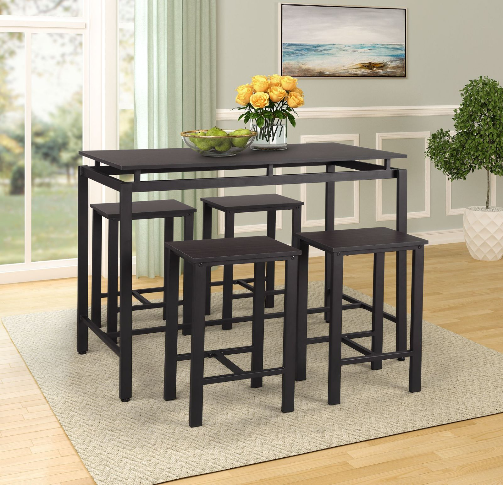 Best  Kitchen Table And Chairs Heavy Duty