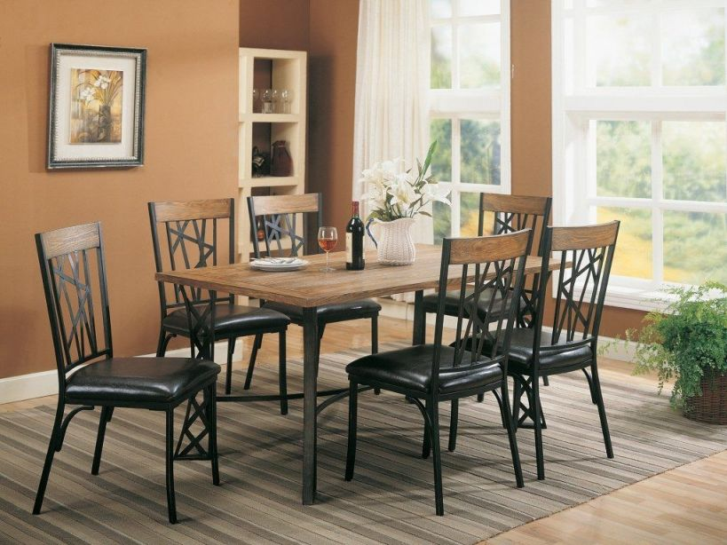 Fantastic  Kitchen Table And Chairs Heavy Duty