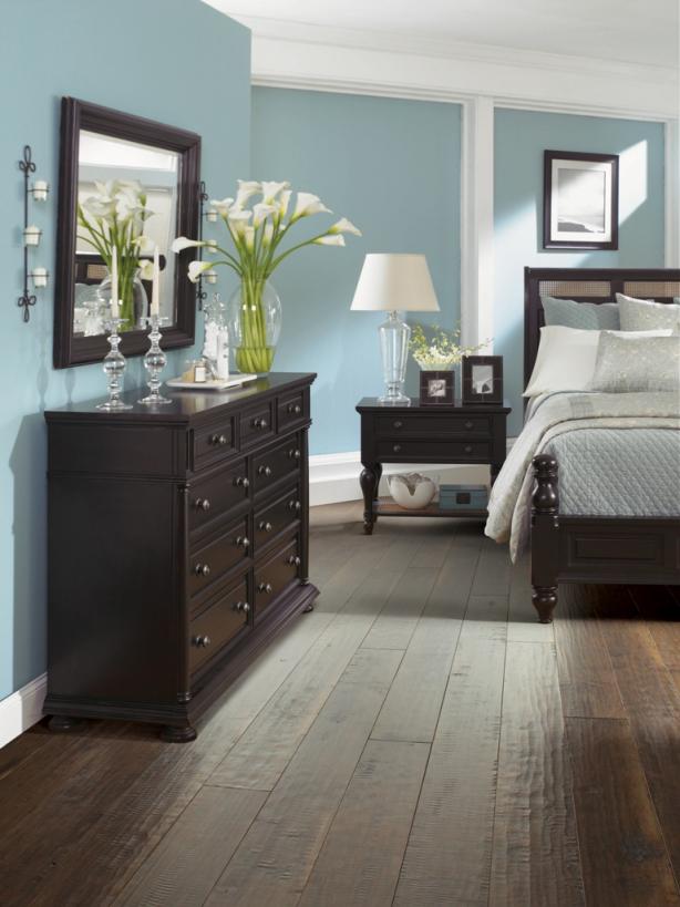 Beautiful Dark Wood Bedroom Furniture Ideas