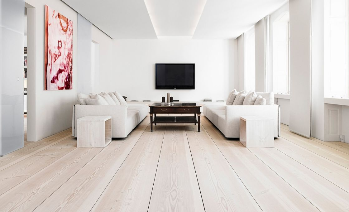 Top Room Design With Wooden Floor