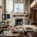 Beautiful Rustic Living Room Interior Design
