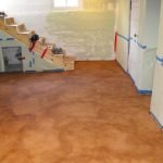 Best Basement Floor And Wall Color Ideas