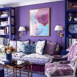 Best Purple Living Room Decor