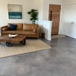 Cool Basement Floor And Wall Color Ideas