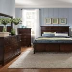 Cool Dark Wood Bedroom Furniture Ideas