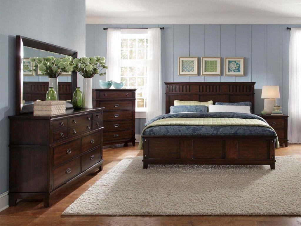 Top Dark Wood Bedroom Furniture Ideas