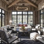 Nice Rustic Living Room Interior Design