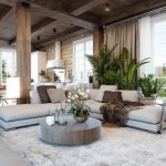 Top Rustic Living Room Interior Design